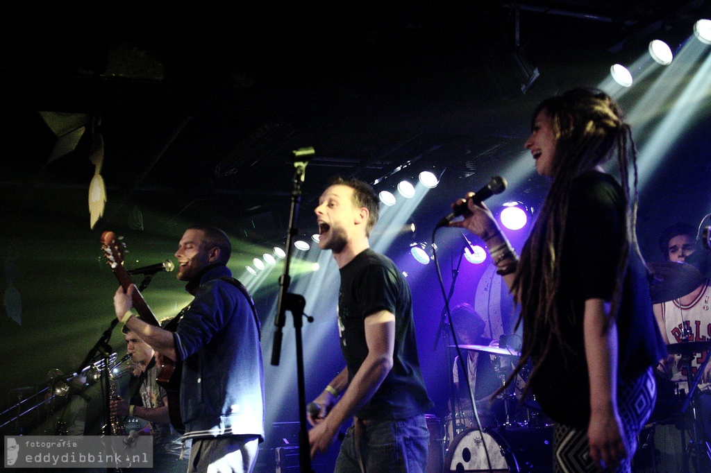 2016-02-12 Roots Rising - Burgerweeshuis, Deventer 004
