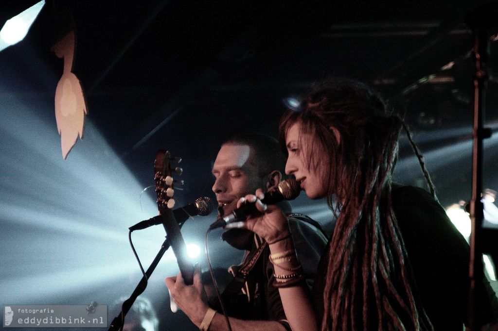 2016-02-12 Roots Rising - Burgerweeshuis, Deventer 005