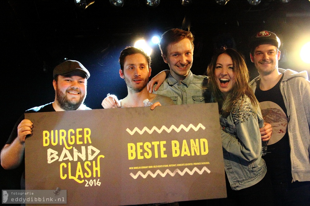 2016-03-27 Burger Band Clash - Burgerweeshuis, Deventer