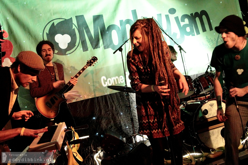2017-01-28 Monkeyjam - DOK H2O, Deventer